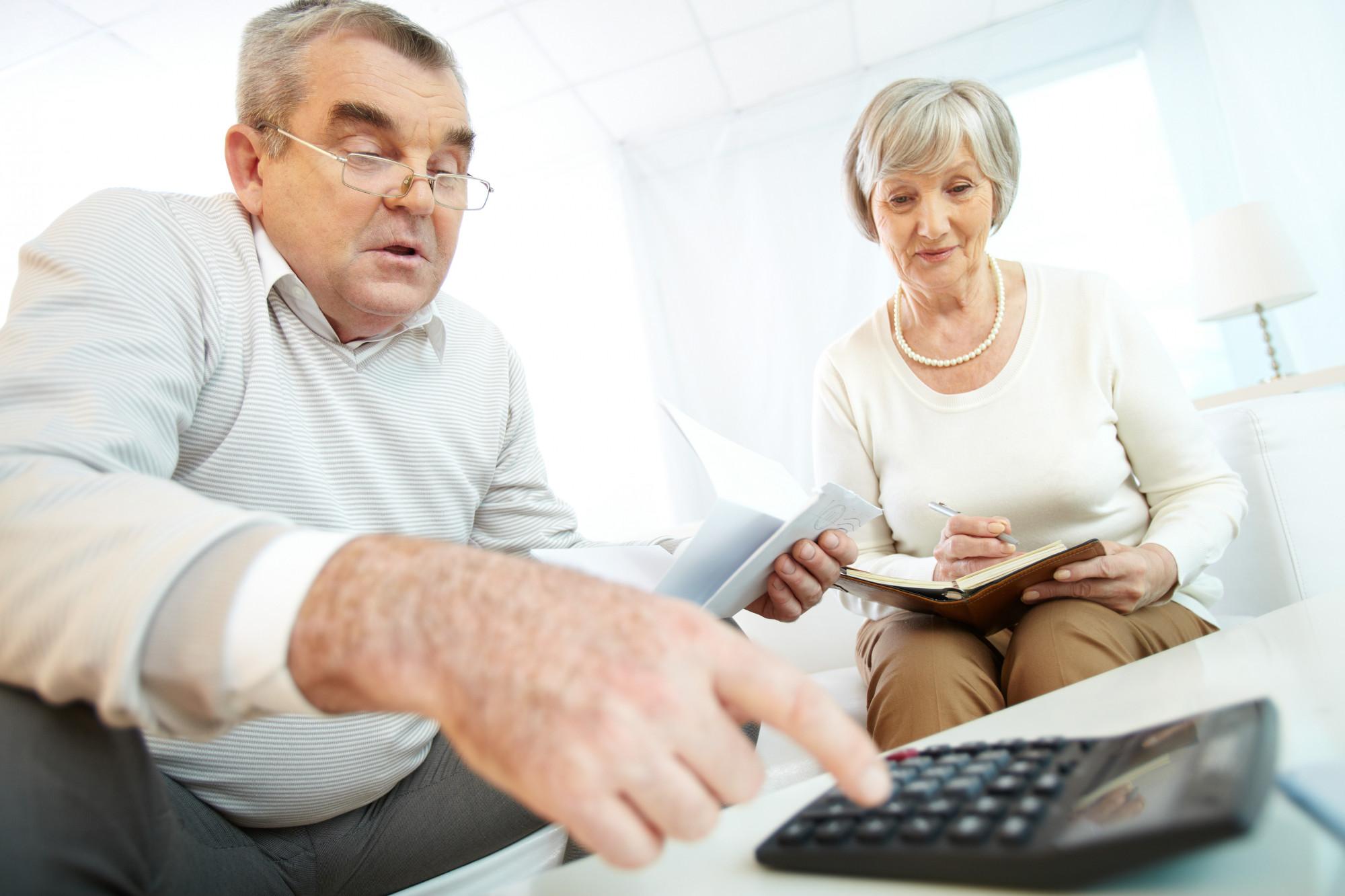 займ наличными пенсионерам