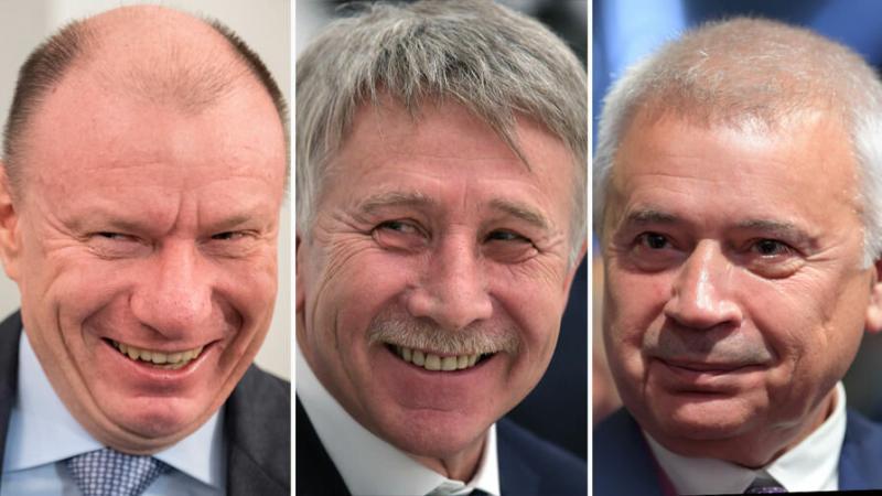 российские миллиардеры разбогатели