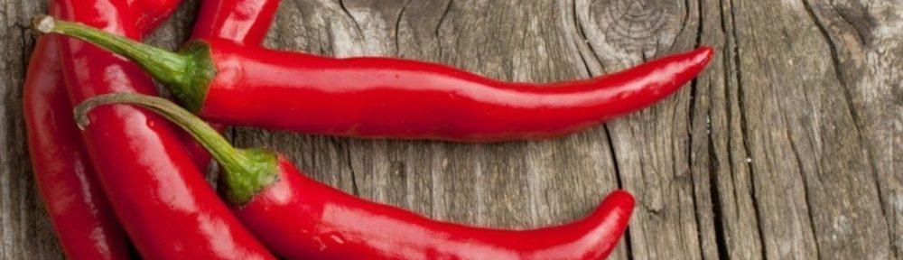 свойства перца чили
