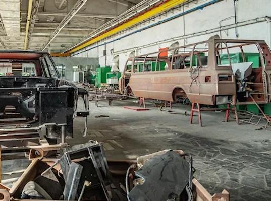 о разрушении базы российской промышленности