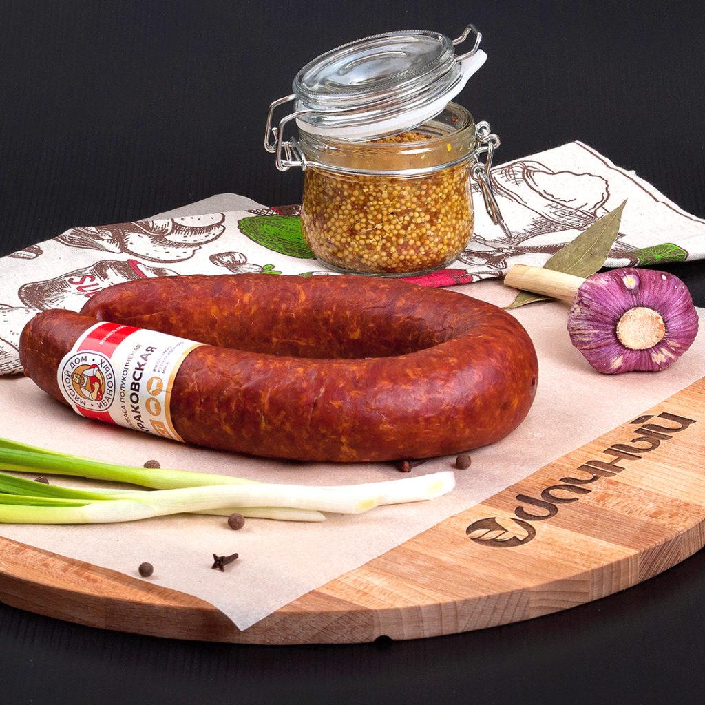 качество краковской колбасы